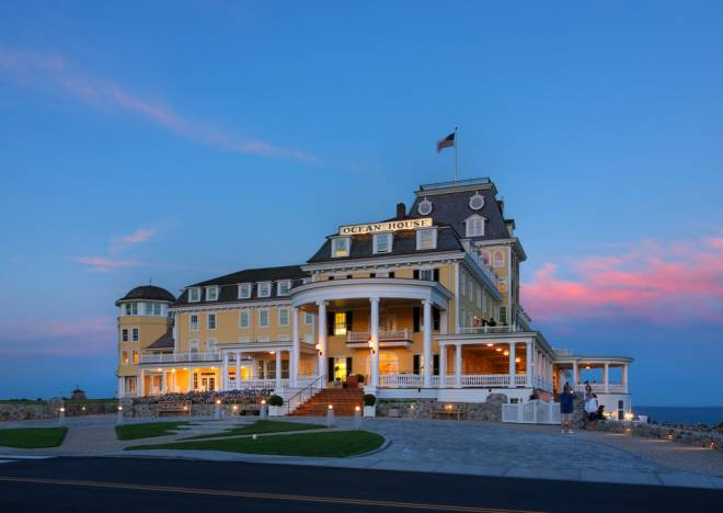 Watch Hill's Ocean House will hold a benefit for the Superstorm Sandy relief efforts on February 23