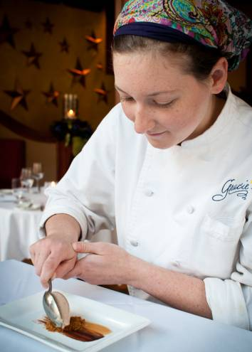 Melissa Denmark, Pastry Chef at Ellie's Bakery