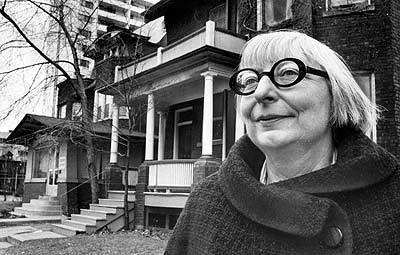 Urban thinker Jane Jacobs was the inspiration for this event
