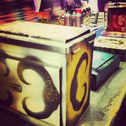 Handmade CRC boxes