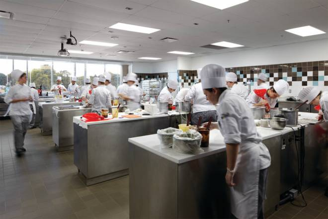 Bring out your inner chef at Johnson & Wales University