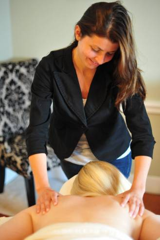 Haiir, Heart & Soul offers customized massages for ultimate relaxation