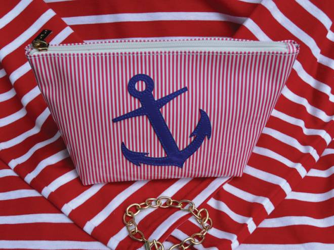 Lolo anchor clutch, $32