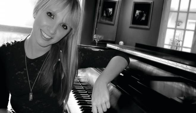Pianist Alissa Musto starts at Harvard this month