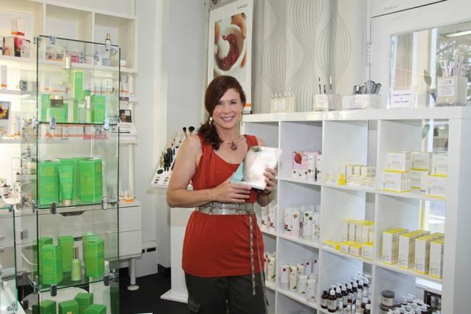 Deborah Ventrice glows at Zenabelle