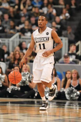 AII Big East selection Bryce Cotton
