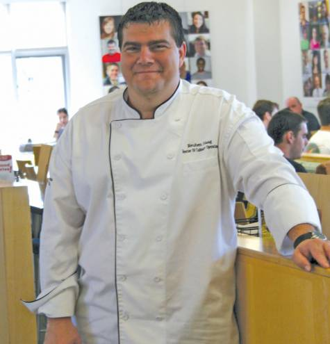 Chef Jonathan Cambra brings his fine dining chops to RWU