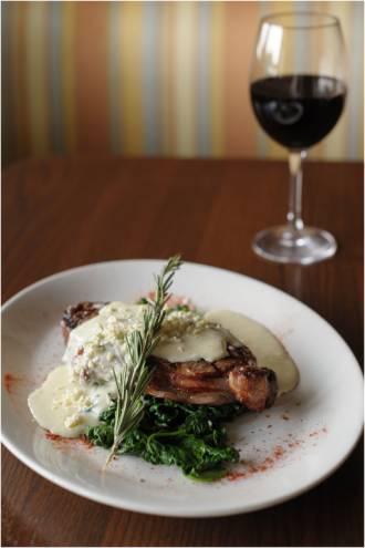 Steak Gorgonzola at Arturo Joe's
