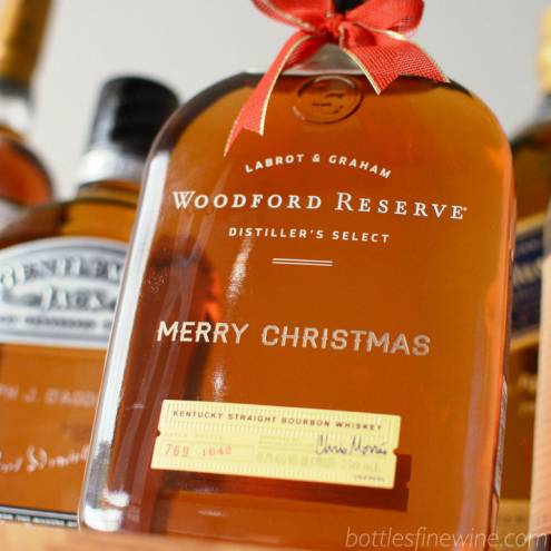 Personalize a bottle with an artfully etched message. Engraving costs just $15 plus the price of your item. Order now!
