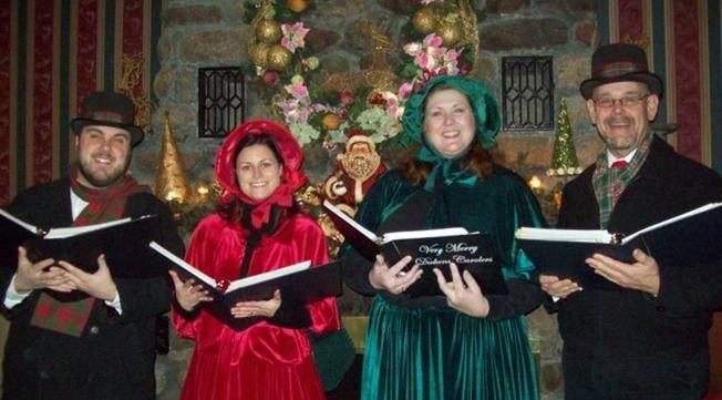 Join in the merriment of the Federal Hill Christmas Stroll