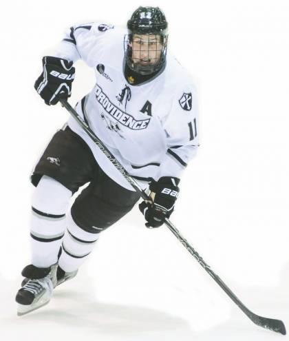 PC Friars men's hockey has a post-season series versus Maine this weekend