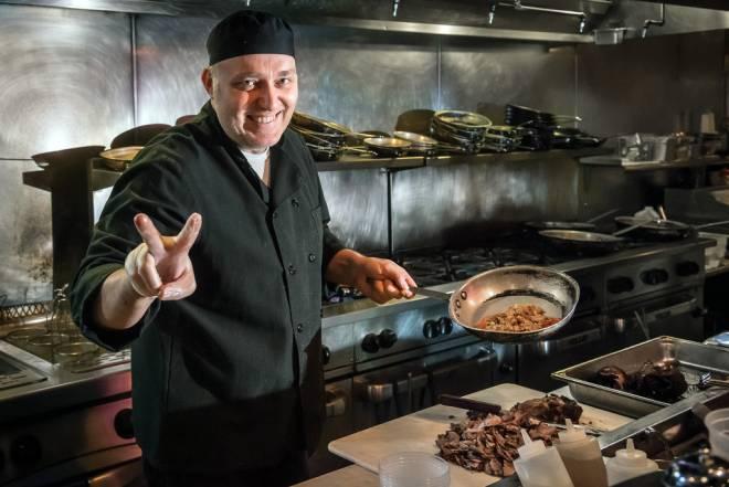 Executive Chef Marcello Floria