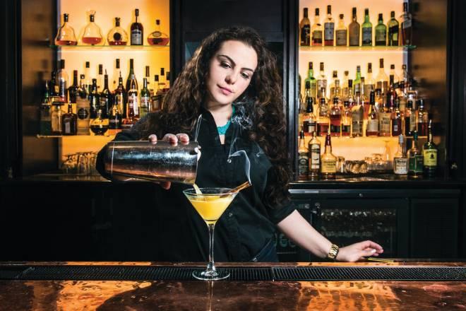 Jackie Turmenne at Public Kitchen & Bar