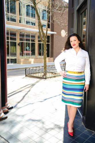 Katie Kleyla, Private Events & Marketing Director, Gracie's & Ellie's Bakery