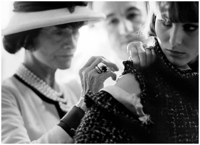 Coco Chanel, icon of fashion