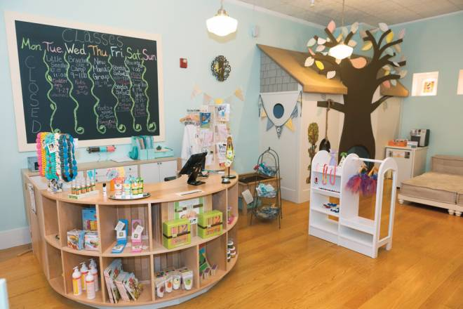 Mama Bird in Wakefield provides parents with fun resources for their growing families