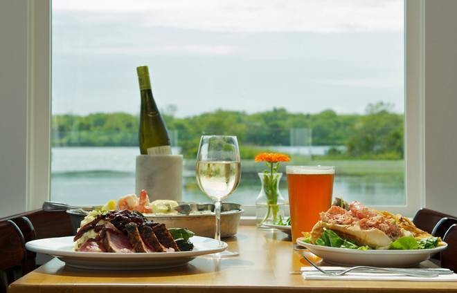 Skip the line at Matunuck Oyster Bar in South Kingstown