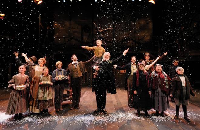 Trinity Rep's A Christmas Carol
