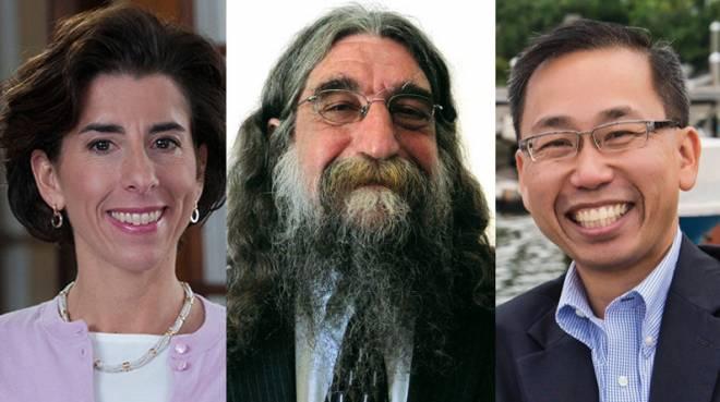 Raimondo (D), Healy (I), Fung (R)