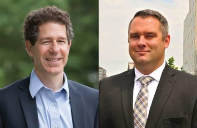 Seth Yurdin (D), Michael Long (R)