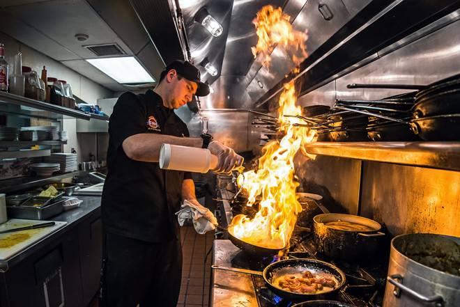 Chef James Tolento