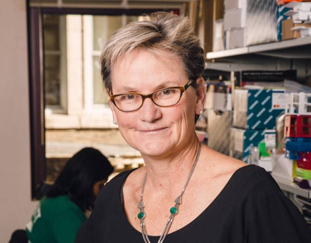 Vaccinologist and entrepreneur Annie de Groot