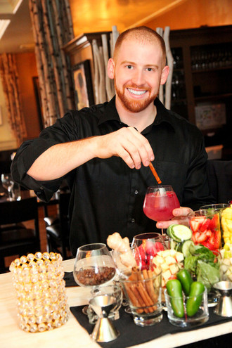 Josh Nault of Besos Kitchen and Cocktails