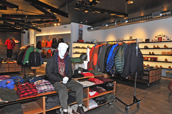 Take on the outdoors after stopping by Downcity Outfitters