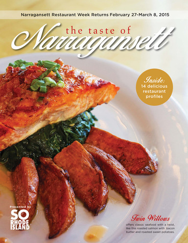Get great dining deals during Narragansett Restaurant Week, February 27 - March 8