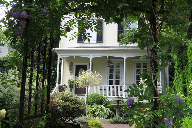 The Newport Secret Garden Tour happens from June 26-28