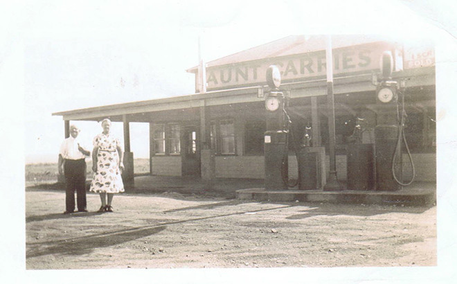 Aunt Carrie's has been open for 95 years.
