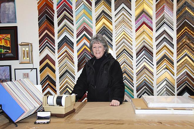 Patty McCobb of Allerton Framing