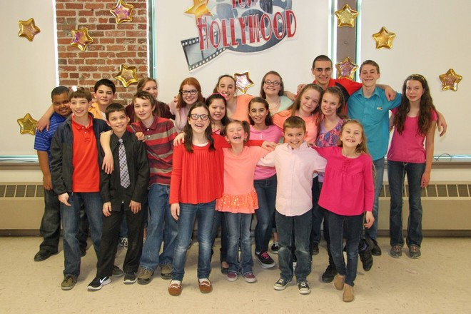 Catch Kids on Broadway May 2 & 3 at Reynolds High School Auditorium