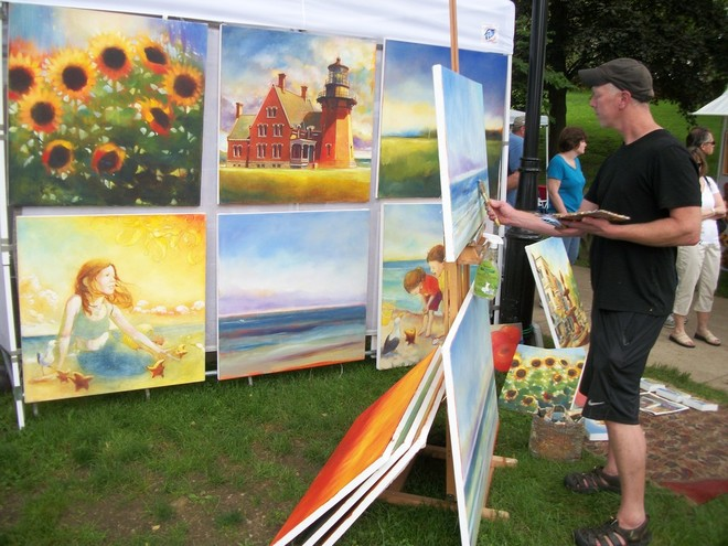 The Virtu Art Festival returns to Westerly Memorial Day weekend
