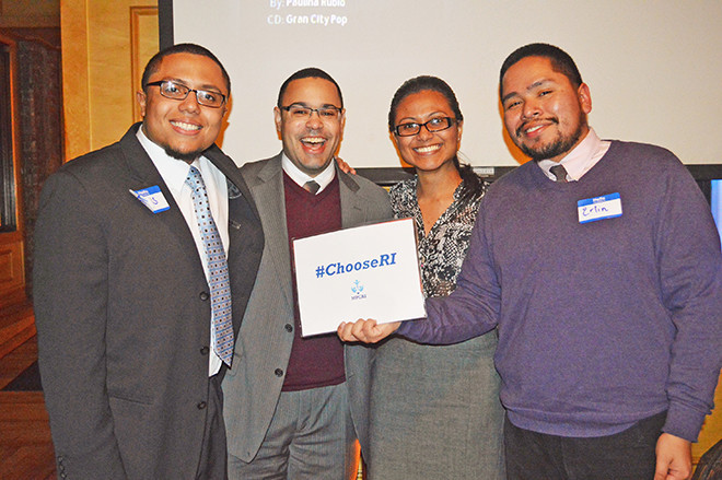 The Millennial Professional Group of Rhode Island wants to know why you #ChooseRI