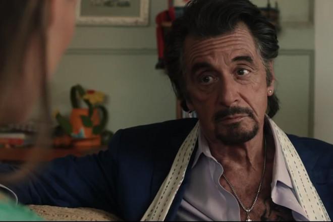 Al Pacino in Danny Collins.