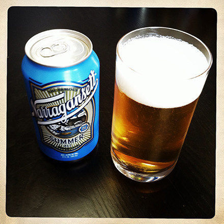 Narragansett's Summer Ale