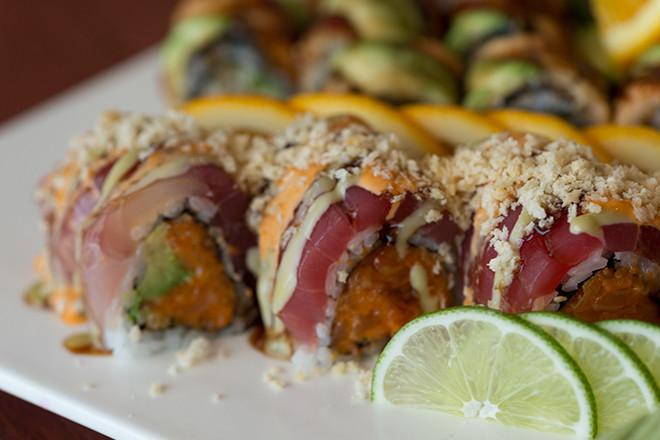 Jason's Restaurant and Sushi Bar