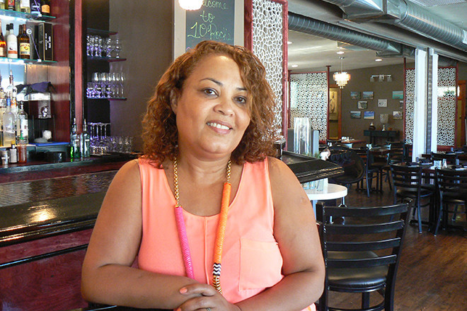 Carmen Monteiro, Ten Rocks Tapas Bar