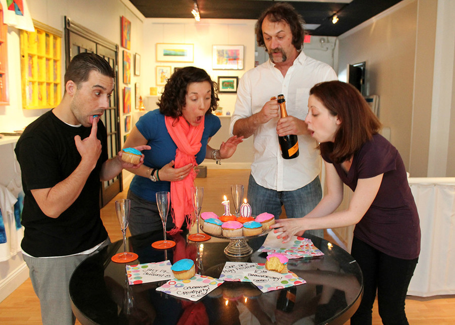 Artists' Exchange celebrates ten years of one acts