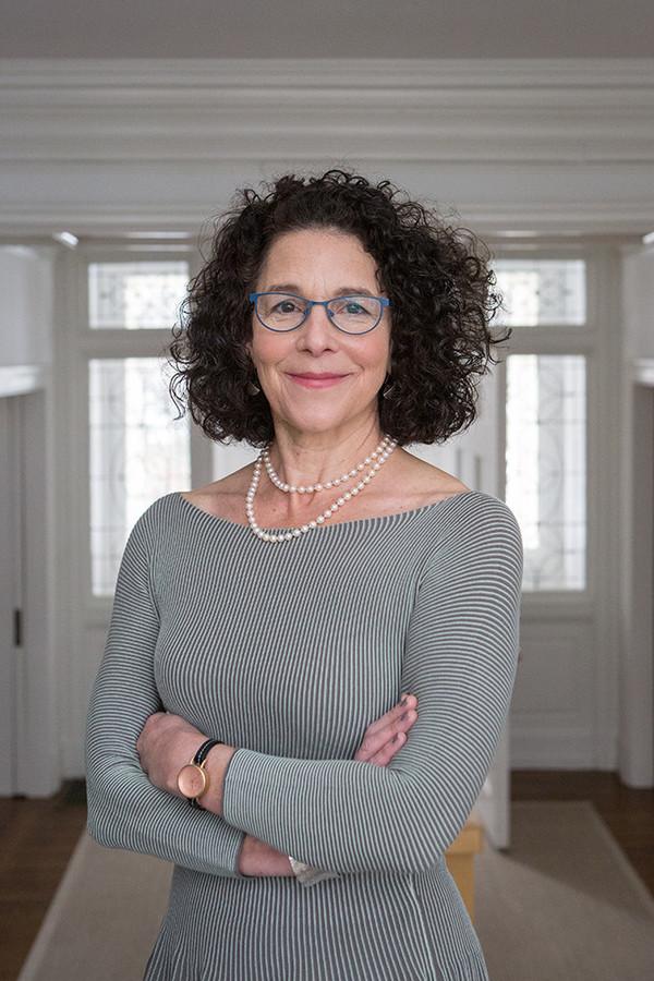 Rosanne Somerson, RISD's 17th president