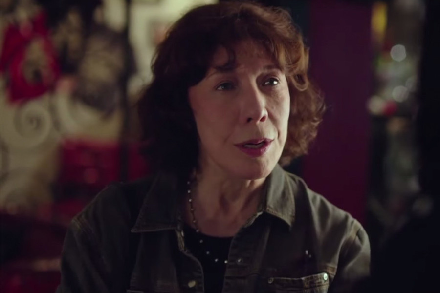 Lily Tomlin stars in Grandma, her first leading role in 25 years.