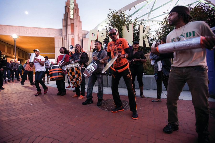 PRONK! returns for another daylong celebration of music and activism.