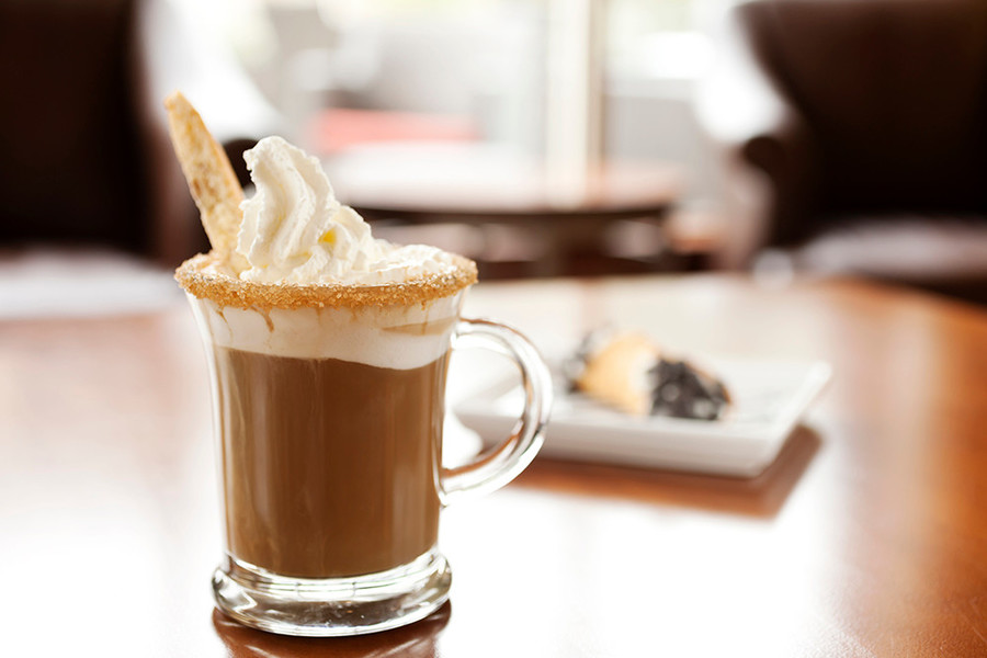 Coffee Cocktail from Brewed Awakenings