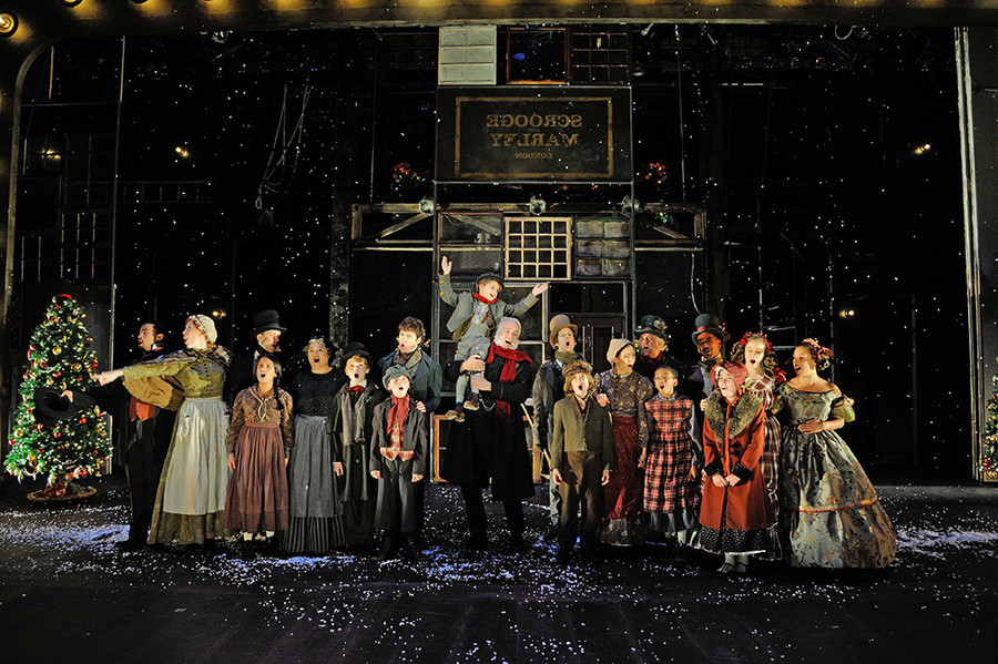 Enter to win a four-pack of tickets to see A Christmas Carol on Saturday November 21