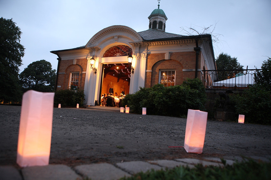 Linden Place decks its glorious halls and hosts a handful of holiday happenings