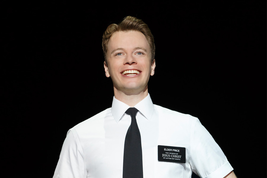 The Book of Mormon returns for a special limited run in Providence this weekend.