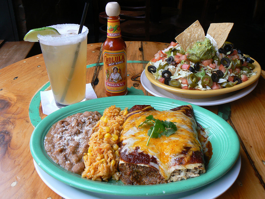 Tortilla Flats and its legendary margaritas are a Hope Street staple
