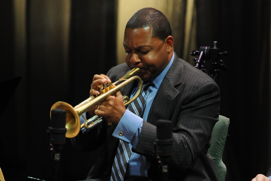 Wynton Marsalis and the Jazz at Lincoln Center Orchestra perform this weekend at The Vets