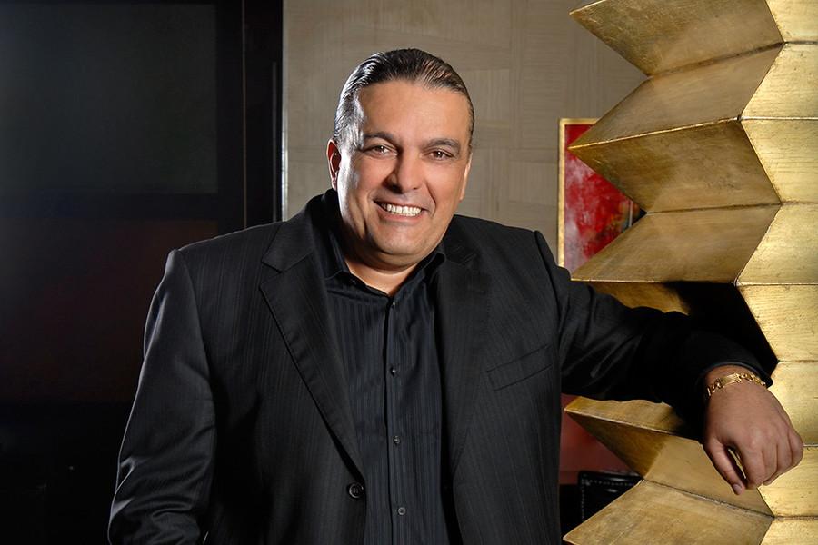 Kartabar owner Philippe Maatouk